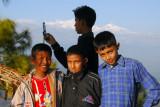 Atop Gurungche Hill, Bandipur