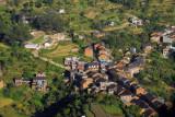 Bandipur from atop Gurungche Hill
