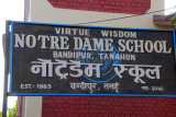 Notre Dame School, Bandipur