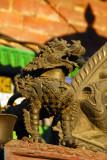 Detail, Ganesh Shrine, Bandipur