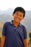 Nepali boy, Bandipur