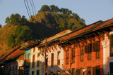 Bandipur and Gurungche Hill, early morning