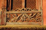 Architectural detail, Bandipur