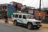 The Bandipur jeep, Dumre