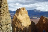 Omarama Clay Cliffs formed a mere 1-2 million years ago