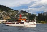 TSS Earnslaw - twin screwed steamer
