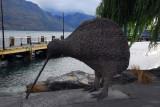 Giant kiwi, Queenstown