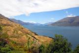 North end of Lake Wanaka