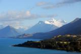 Glenorchy end of Lake Wakatipu