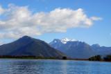 North end of Lake Wakatipu, Glenorchy