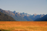 Elington Valley, Fiordland National Park