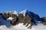 Mount Tasman and Mount Cook