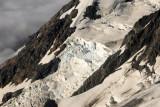 Tasman Glacier on the eastern slope