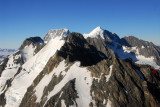 Mount Haast comes into view as well