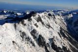Mt Haast & Mt Haidinger looking north
