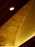 Moonrise Over San Bernardo Coffee Bar