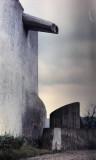 Le Corbusier  gargoyle1965