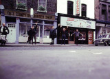 From a Beetle  perspective, Old Compton street , London1965