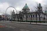 Belfast Wheel & City Center