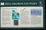 Hillsborough Fort Plaque