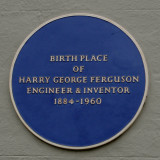 Harry Ferguson plaque