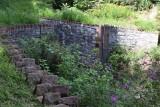 Across South Retaining Walls