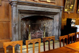 Dining Hall Fireplace