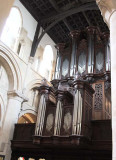 Organ in Christ Church
