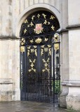 Gate - All Souls College