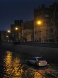 flooded Sana'a streets