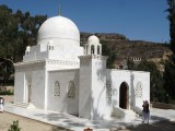 an Ismaili tomb/shrine in Al-Mahwit