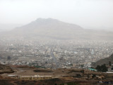 View of the modern part of Sana'a