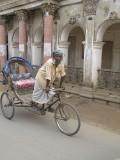 Panam Nagar rickshaw driver