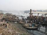 Dhaka - Sadarghat ferry terminal