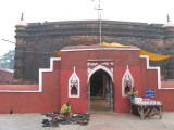 entrance to Khan Jahan Ali mausoleum