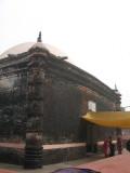 sideview of Khan Jahan Ali mausoleum