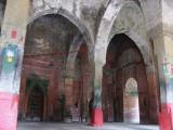 9-Gumbaz (dome) mosque interior