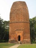 Honeycomb shaped Hindu mausoleum near Bagerhat
