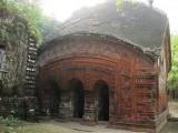 a beautiful tiny temple