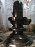 Shiva linga in the Shiva temple