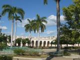 Cienfuegos townsquare/plaza