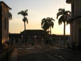Trinidad at sunset
