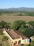 View from Manaca-Iznaga plantation belltower
