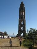 Manaca Iznaga plantation belltower