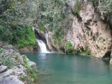 Caburni waterfalls