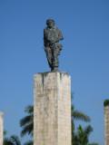 Che statue in Santa Clara