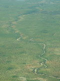 Countryside close to Geneina
