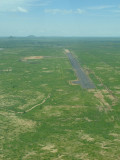 The new/soon-to-be Geneina airport