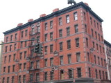 Examples of fire escapes