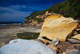Dee Why sandstone landscape